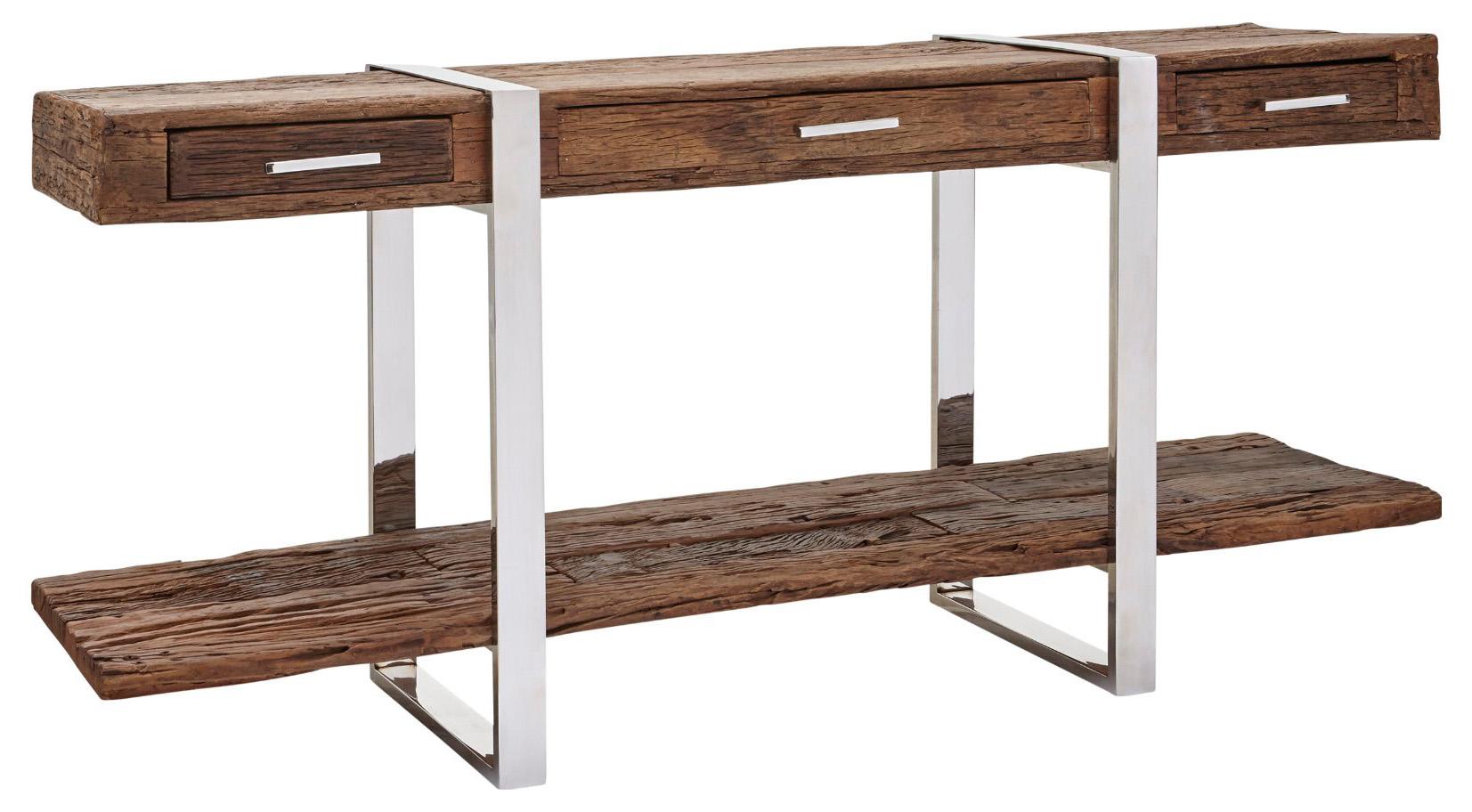 Sideboard Lebensart Rockfort aus Recyclingholz