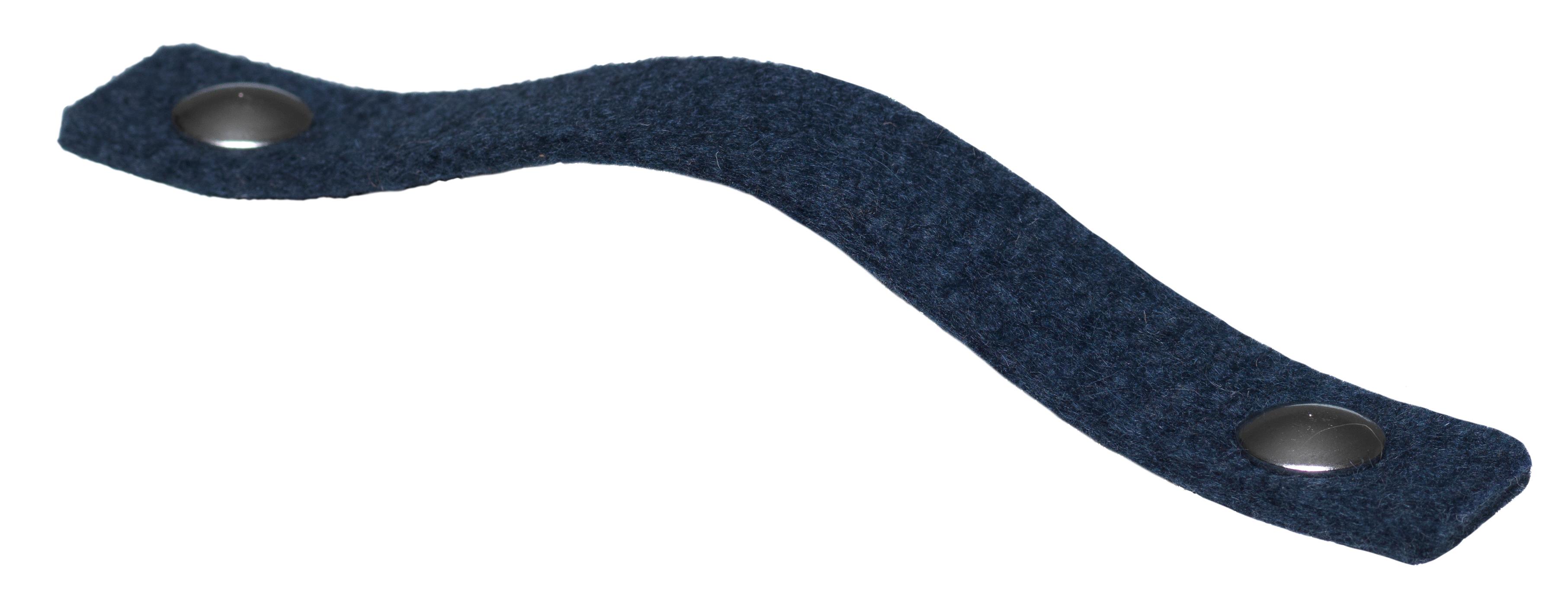 Lifetime Filzgriff 'Jeans Blue' für Türen- und Schubladensets