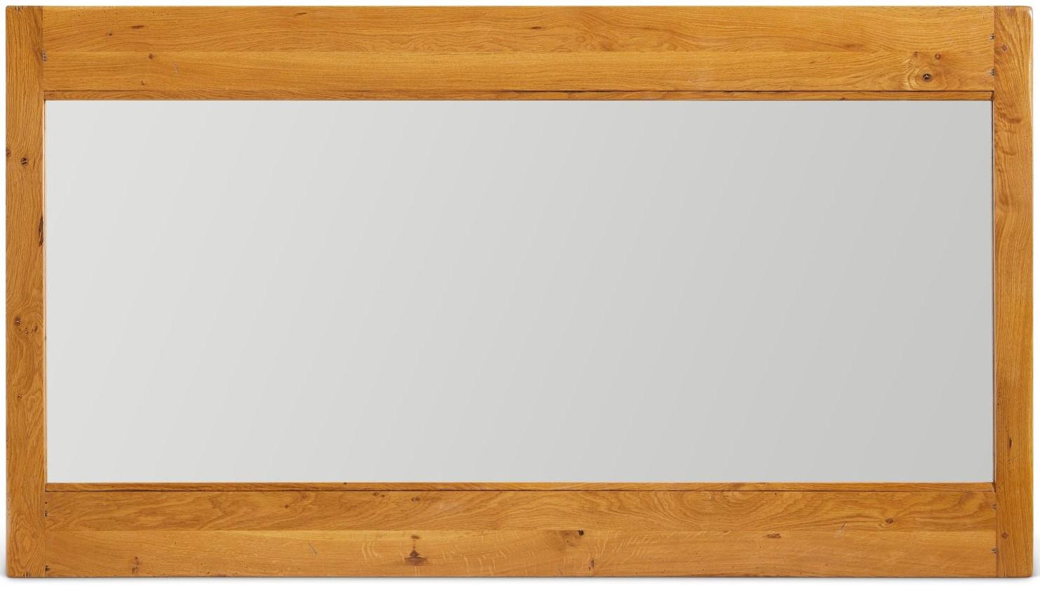 Spiegel Calverton Holzfarben