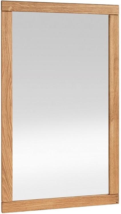 """Wandspiegel """"Ohio"""" mit Holzrahmen"""