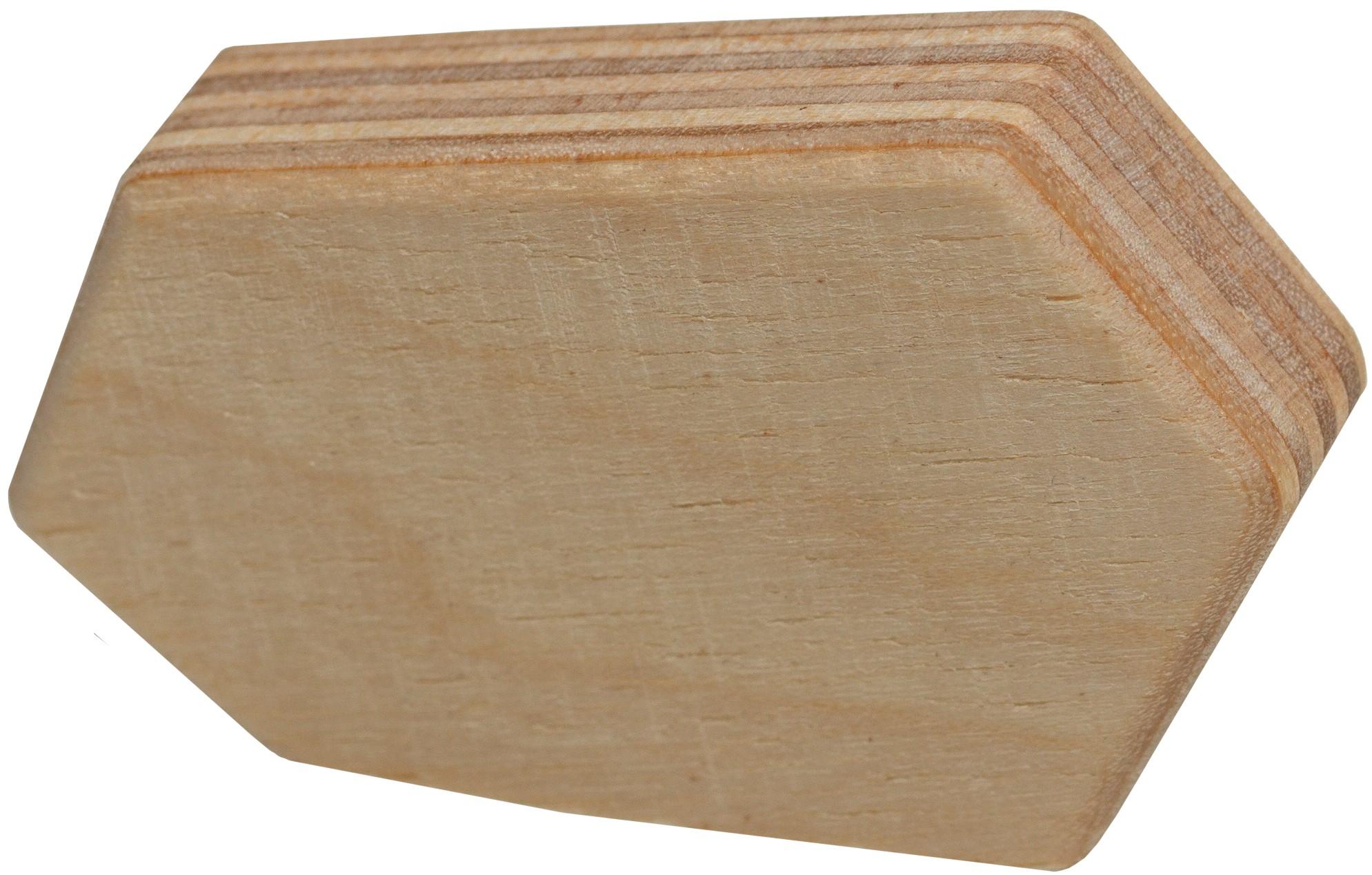 Lifetime Holzgriff 'Diamond' für Türen- und Regalsystem