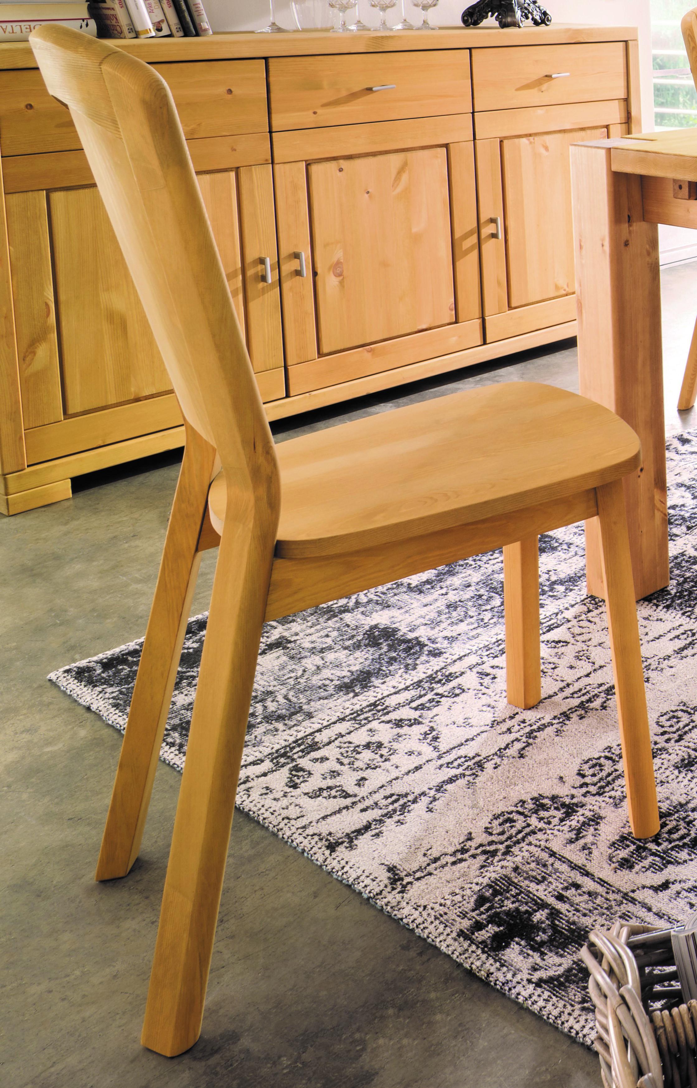 """Stuhl aus Massivholz """"Vita"""""""