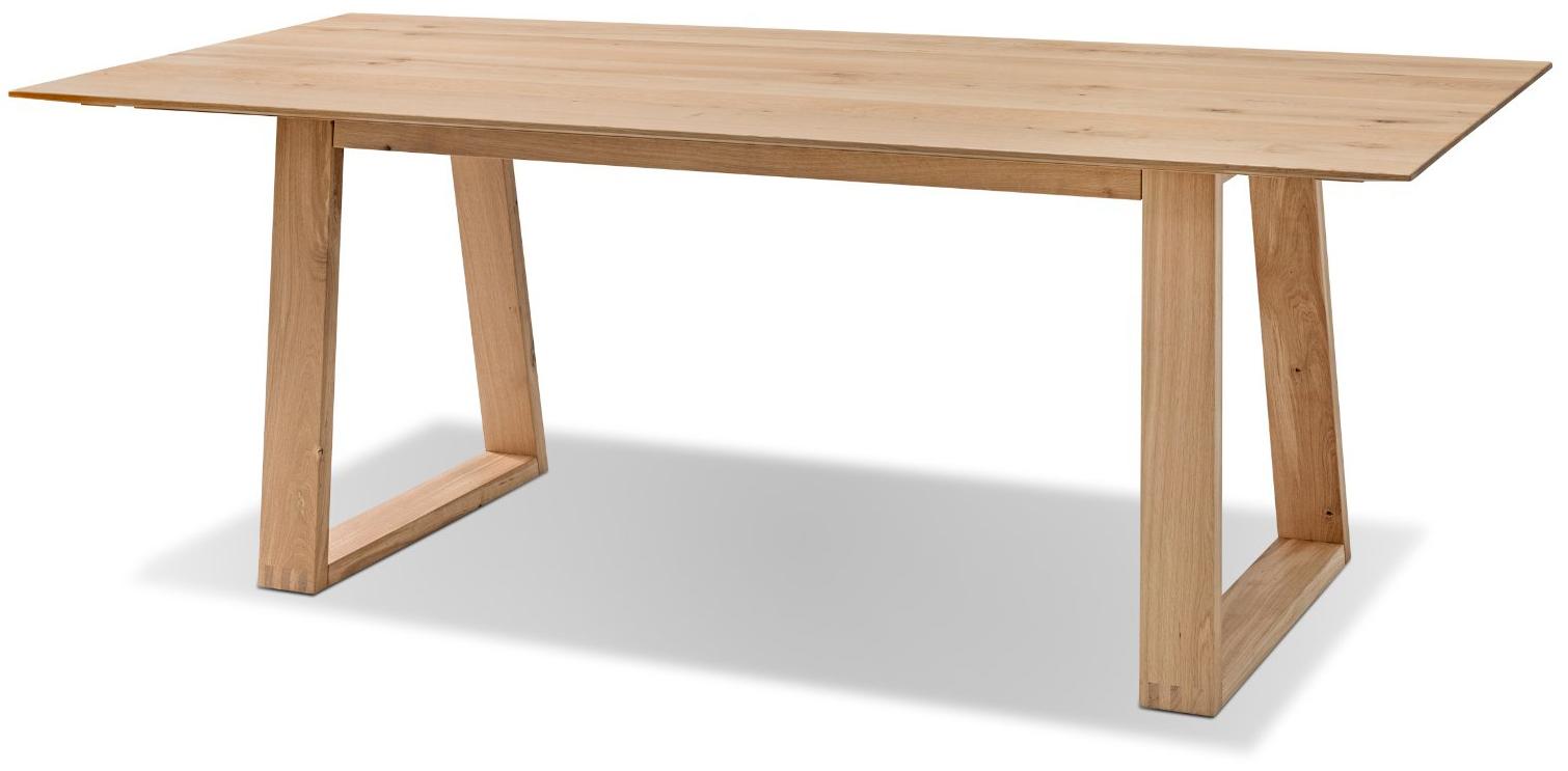 Esstisch Lancaster Wildeiche massiv - legno geölt