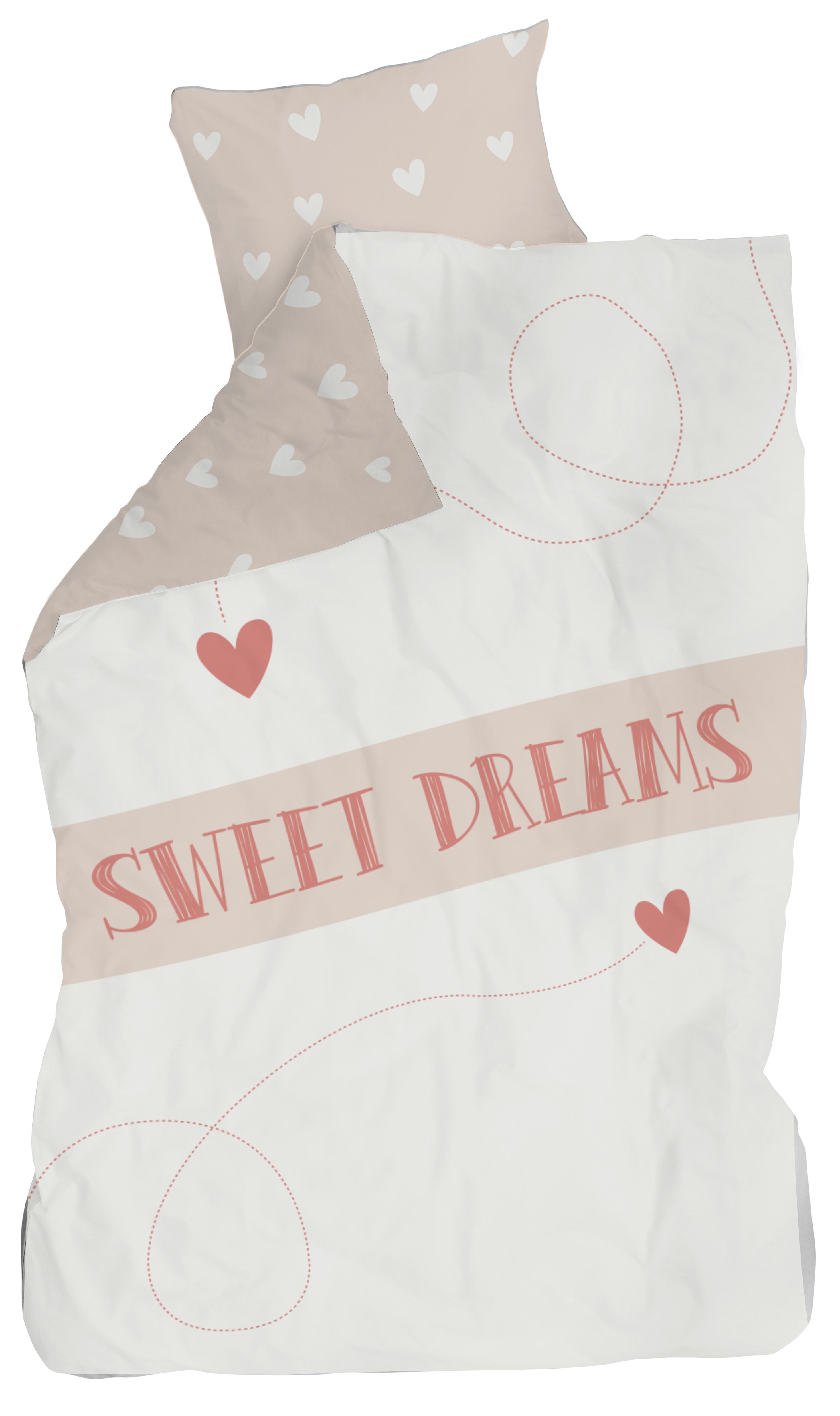 "Lifetime Bettwäsche ""Sweet Dreams"""