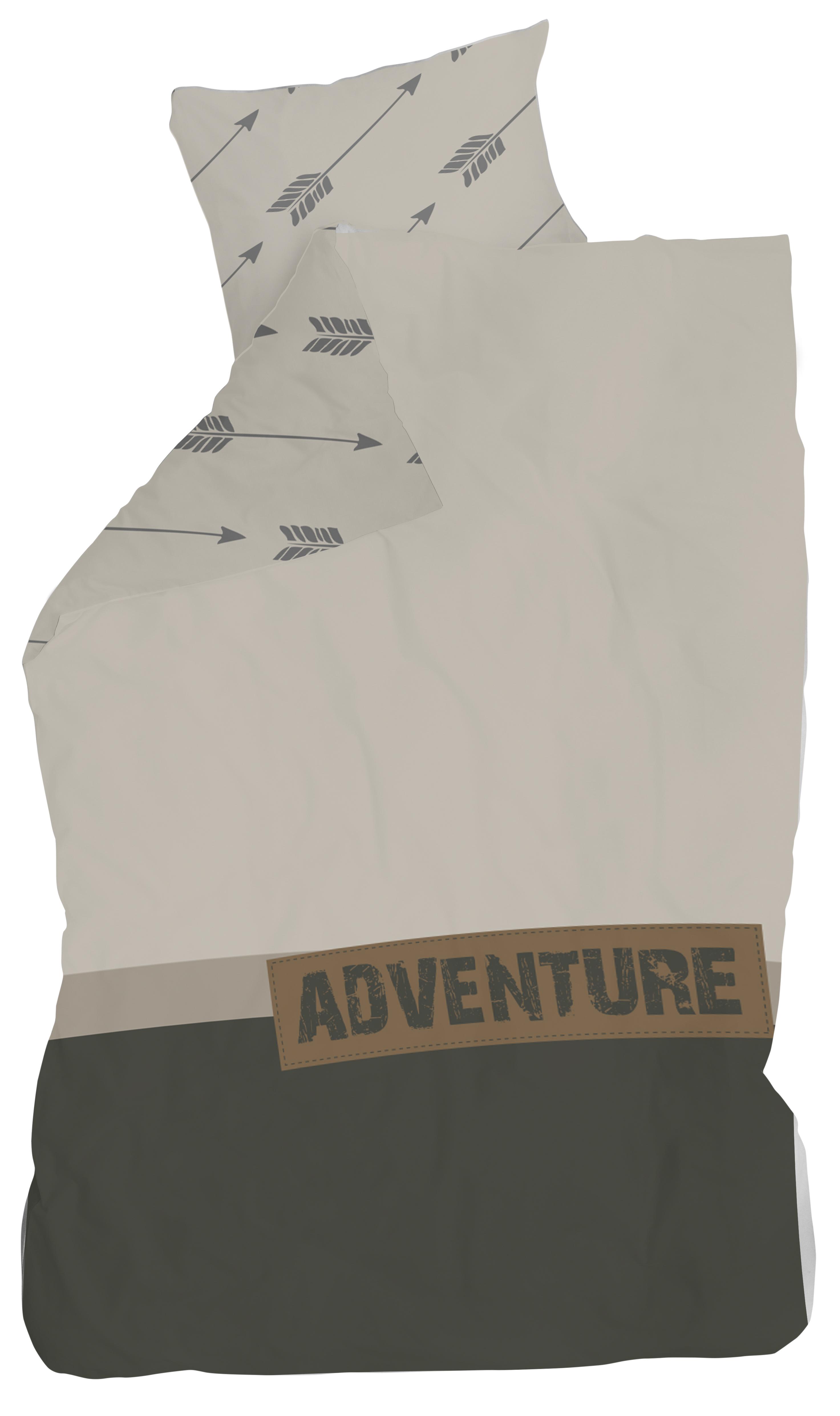 """Lifetime Bettwäsche """"Adventure"""""""
